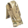 FLYYE MOLLE Single 9mm Mag Pouch Ver.FE(Multicam)
