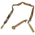 FLYYE Tactical Three Point Sling(Coyote Brown)
