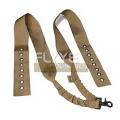 FLYYE Tactical Sling for CIRAS Plate Carrier Vest(Coyote Brown)