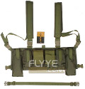 FLYYE LBT M4 Tactical Chest Vest(Olive Drab)