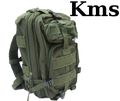 KMS 3 Days MOD Hydration Assault Tactical MOLLE Backpack (OD)