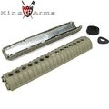 King Arms M16A2 Handguard - DE