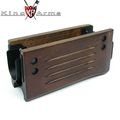 King Arms  Real Wood Handguard for Galil ARM