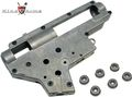 King Arms Ver.2 7mm Bearing Gearbox with M16 Selector Plate