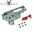 King Arms Ver.2 9mm Bearing Gearbox with G3 Selector Plate