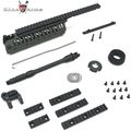 "King Arms CASV Handguard Set (Ver.2) w/ 10.5"" Outer Barrel -OD"