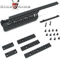 King Arms CASV Handguard Set (Ver.2) -BK