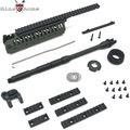 "King Arms CASV Handguard Set (Ver.2) w/ 14.5"" Outer Barrel -OD"