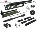 "King Arms CASV Handguard Set w/ 10.5"" Outer Barrel -OD"