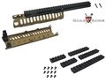 King Arms CASV Handguard Set -TAN