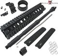 "King Arms 10""Free Floating Forearm Rail System w/M4 Outer Barrel"