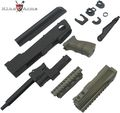 King Arms AK47S Metal Body Deluxe Set B - OD