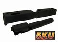 5KU CNC Slide & Barrel Set for marui G17