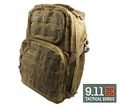 9.11 Tactical MOLLE RUSH 24 Backpack (CB)
