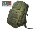 9.11 Tactical MOLLE RUSH 24 Backpack (OD)