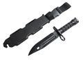 Rambo Hunter Dummy Plastic Sword knife with belt pouch