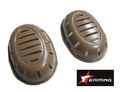EAIMING ABS Ear Protector Cover (DARK EARTH)