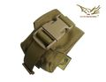FLYYE Single Fragmention Grenade Pouch(Coyote Brown)