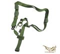 FLYYE Tactical Three Point Sling(Olive Drab)