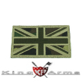 King Arms IFF UK Embroidery Flag - OD