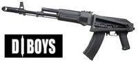 D-BOYS Kalash KLS series AKS-74 Airsoft AEG (RK02)