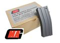 MAG 130rds AEG Mid CAP Magazine (8pcs,BK) for M4/M16 series