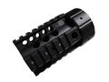 NOB LR M4 RIS 4 Inches METAL Hand guard (BK)
