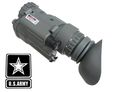 U.S. Army PVS-14 Style 3x Magnifier with Red Laser (ACU)