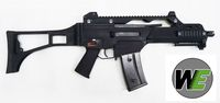 WE G39C GAS Blow back Rifle (GBB)