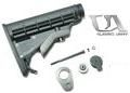Classic Army M15 Tactical Retractable Stock w/ 6 collapsible (Fo