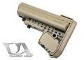 Classic Army Enhanced Carbine Modstock for Li-Po battery (Tan)