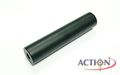 ACTION 40mm x 180mm Silencer (14mm +/-)