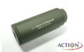 ACTION Aluminum S.T. Simth 80mm Silencer (14mm CCW / OD)