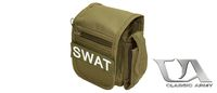 Classic Army Duty Waist Bag (Khakis)