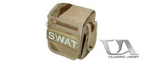 Classic Army Duty Waist Bag (Desert)