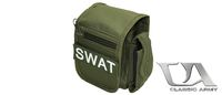 Classic Army Duty Waist Bag (OD Green)
