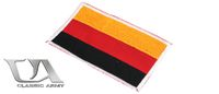 Classic Army German Flag Patch