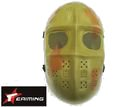 EAIMING Steel Mesh Deluxe Full Face Mask (CB)