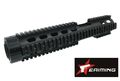 EAIMING CNC Quad Rails 12.5inch Hand guard for HK416/M4 AEG