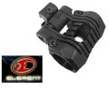 Element 5 Position 180° Flashlight Rail Mount (Black)