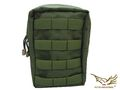 FLYYE Vertical Accessories Pouch(Olive Drab)