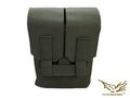 FLYYE MOLLE M249 200Rds Ammo Pouch(Ranger Green)