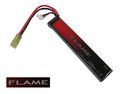 FLAME 11.1V 1200mAh Lithium 15C Li-Polymer Battery (L:125mm)