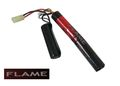 FLAME 9.9V 1350mAh Twin-Stick 12C Type LiFePO4 Lithium Battery
