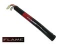 FLAME 9.9V 1350mAh 12C Stick LiFePO4 Lithium Battery