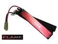 FLAME 11.1V 1200mAh 15C Li-Polymer Lithium Battery (3pcs)
