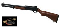 Gold Arrows M870 long Spring shotgun Rifle with 4 Shell (M186B)