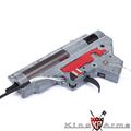 King Arms Ver.II Front Wiring Complete Gearbox for M4Series-M135