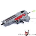 King Arms Ver.II Rear Wiring Complete Gearbox for M4 Series-M120