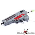 King Arms Ver.II Rear Wiring Complete Gearbox for M4 Series-M190